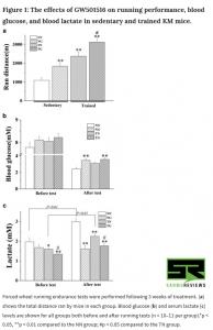gw501516 (cardarine) studies
